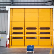 PVC Rollup Door Rapid Fold-up Door