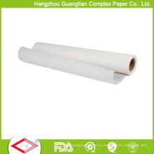 Изготовленный на заказ Non-ручки силикона свернутый пергаментной бумагой для розничных магазинов