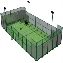 Синтетическая трава без наполнения для корта для падел-тенниса