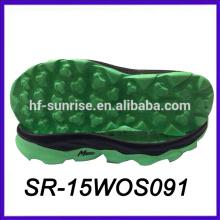 Estilos de correr zapatillas suela exterior suela material phylon suela