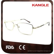 Neuer Artgesichtsform-Matchquadrat-Brillenrahmen mit CER-Bescheinigung