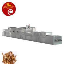 Microwave Drying Sterilizing Equipment For Tenebrio Molitor