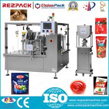 Flüssig- und Saucenverpackungsmaschine (RZ6 / 8-200 \ 300A)