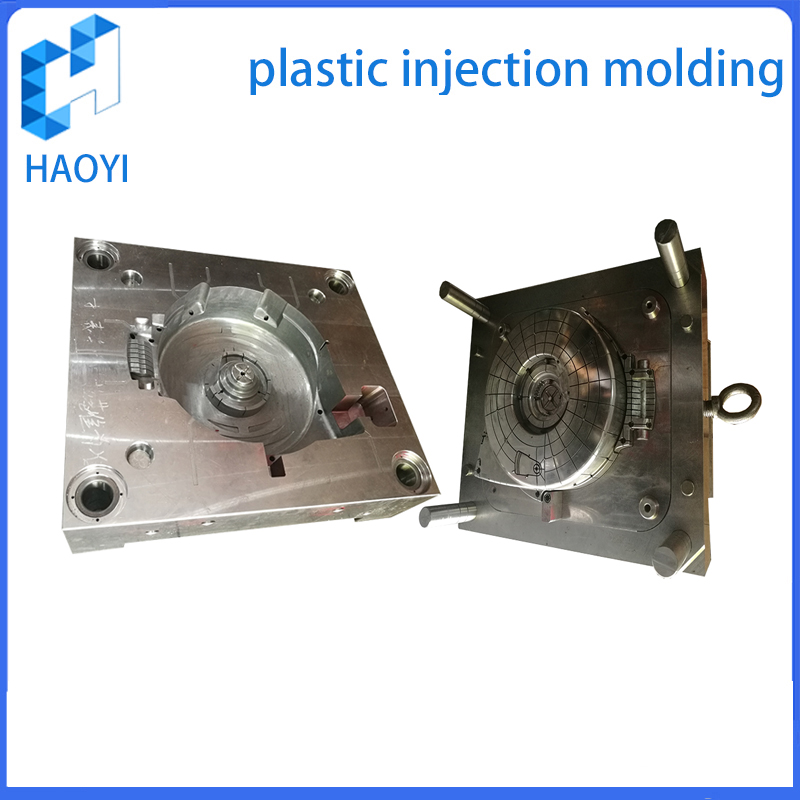 Outillage en plastique d'injection de plastiques de moulage par injection