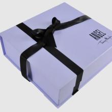 Kleidung Spielzeug Schönheitsindustrie Lila Faltbare Geschenkbox