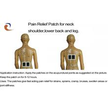 Ache Relief Patch For Back Lower