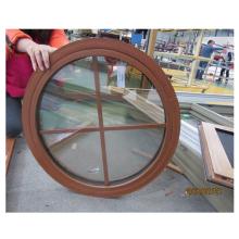 Australian standard aluminium profile round grill window