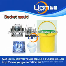 Experience plastic mould factory painting bucket mould manufacturing China