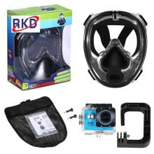 produtos mais vendidos alibaba máscara de gás de mergulho de alta qualidade