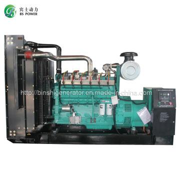 250kVA CNG Electronic Generator Set