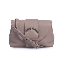 Розовая мини-сумка через плечо Женская сумка через плечо 2019