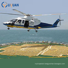 15m*15m Manila Helideck Landing Net