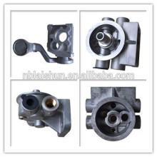 Корпус двигателя алюминиевая литье под давлением ADC12, A383, A380, Alsi12