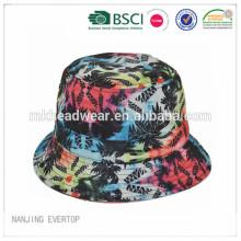 2015 новый дизайн полный сублимации печать ведро шляпа производитель