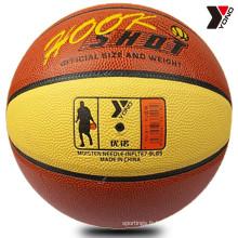 YONO haute qualité pas cher pu basketball en gros basketball personnalisé