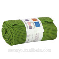 non slip silica gel point multicolor yoga mat towel YT-001