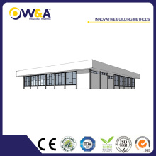 (WAS1505-54S)Prefabricated Houses Prices for Sale of Light Steel Prefab Villa