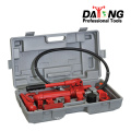 Equipo hidráulico portátil 4Ton (embalaje de hierro)