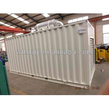 8-1500kw Contenedor tipo insonorizado generador diesel para ventas calientes
