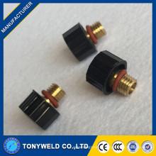Pièces de rechange de la torche de soudage Tig Mig 100% qualité wp-9 pour sauvegarde rapide