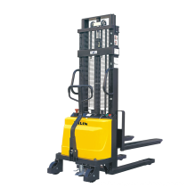 Xilin semi-electric straddle pallet jack 1000kg hydraulic lifting stacker