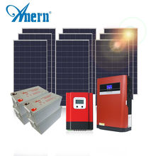 High power off grid solar panel system 10KW with ce rohs