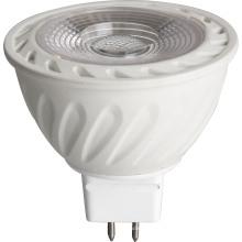 LED COB proyector lámpara MR16 6W 450lm AC/DC12V
