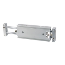 CXSW series dual cylinder with twice thrust pneumatic dual rod cylinders