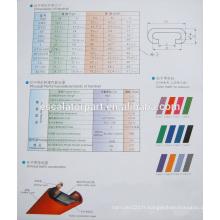 Semper Brand Escalator Handrail Rubber For Hitachi