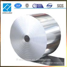 Competive y fábrica confiable de la hoja de aluminio en China