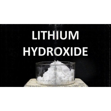 hydroxyde de lithium acide chlorhydrique mot équation