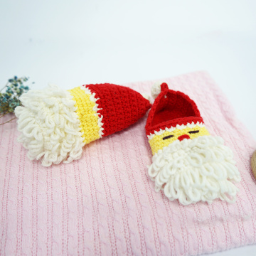 New Fashion Handmade Knitted Crochet Babyschuhe