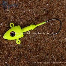 Wholesale China Manufacture Lead Fishing Jig Head