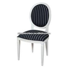 Cadeira de jantar de madeira de louro de madeira XD1014