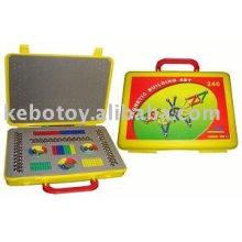 Brinquedo magnético KBX-246 brinquedo educativo magnético bar