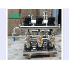 Équipement de traitement de l'eau en acier inoxydable