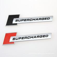 Customized Chrome 3D ABS Car Badges with 3m Glue