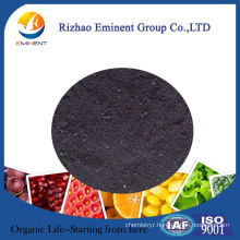 high quality granule seaweed extract organic fertilizer