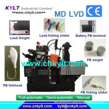 PLC Automatic Zamak/Zinc Crafts Injection Moulding Machine