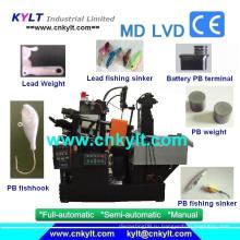 Автоматическая машина для литья под давлением Zamak / Zinc PLC