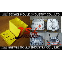OEM Custom Injection PP Lead Acid Battery Container Mould