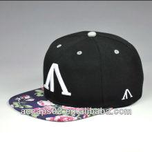 custom print snapback cap wholesale