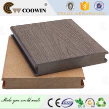 Anti-UV floor boards outdoor wpc decking prices/floor materials