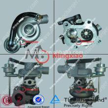 Турбокомпрессор 3D84 CY62 129137-18010 VC110033 WA40-3E