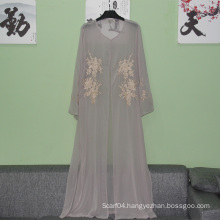 Fashion wholesale modern latest designs dubai simple abaya 2016 for woman