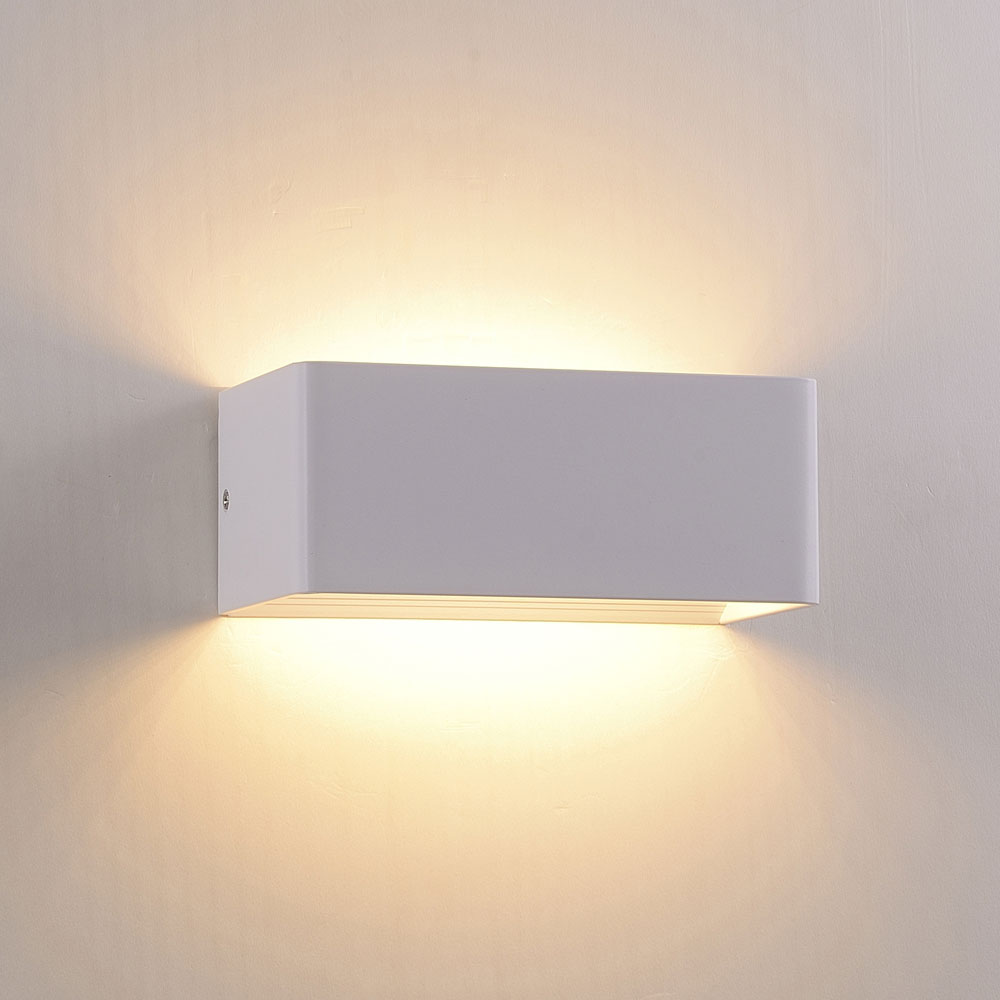 led fixture wall light