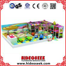 Equipamento de Playground Indoor estilo supermercado para venda