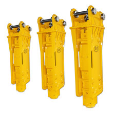 Hydraulic Rock Drill Breaker Prices For Excavator