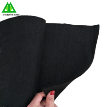 Мягкий теплоизоляционный войлок толщиной 12 мм углеродного волокна чувствовал