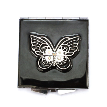 Компактные зеркала Черная бабочка